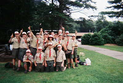 Rossi Boy Scout Pictures